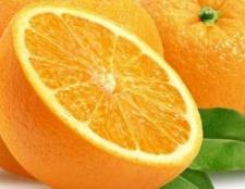 Апельсин - калорійність цитруса