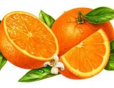 """Апельсинове варення """"завитки"""": рецепт приготування"""