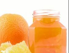 Апельсиновий джем: кулінарний рецепт