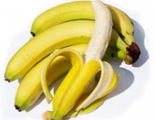 Банани: корисні властивості для здоров'я, фігури і настрою!