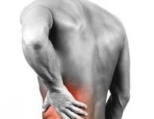 Болі в попереку: причини, симптоми і методи лікування