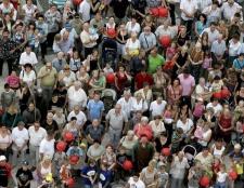 Чисельність населення україни і її динаміка