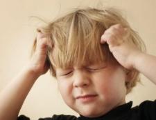 Чмт і струс мозку: симптоми у дітей, лікування