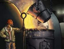 День металурга: привітання з професійним святом