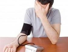 Діастолічний тиск, норма і патологія