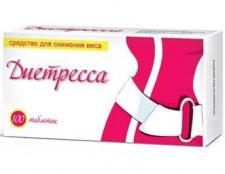 """Гомеопатичний препарат """"діетресса"""": інструкція по використанню"""