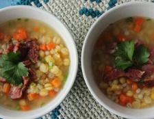 Гороховий суп в мультиварці: рецепт приготування