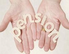 Державне пенсійне страхування. Фонд пенсійного страхування
