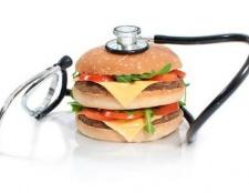Холестеринових дієта. Дієта при підвищеному холестерин