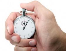 Хронометраж робочого часу: зразок. Хронометраж робочого часу медсестри і лікаря