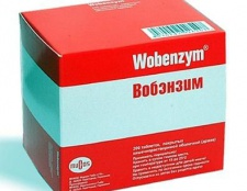 """Иммуномодулирующий препарат """"вобензим"""": інструкція по використанню"""