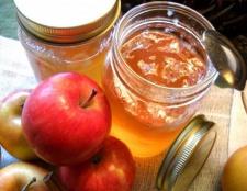 """Яблучне варення """"п'ятихвилинка"""" - дивовижно смачний десерт"""