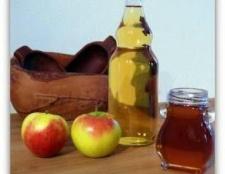 Яблучний оцет для схуднення - наскільки ефективно даний засіб?