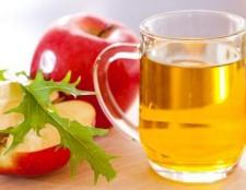 Яблучний оцет від целюліту, рубців і при варикозі: поради