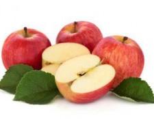 Яблука: користь і шкода. Лікування яблуками