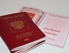 Юридичні питання: які документи потрібні для отримання закордонного паспорта?