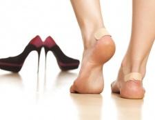 Як позбутися мозолів на нозі. Способи видалення мозолів