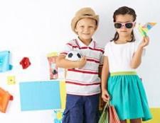 Як визначити дитячі розміри одягу за віком?
