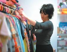Як визначити свій розмір? Жіночі розміри одягу