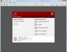 Як відкрити файл pdf в windows