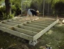 Як побудувати сарай на своїй ділянці