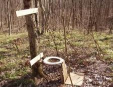 Як побудувати туалет на дачі своїми руками: поради дилетанта