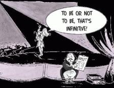 Як правильно вживати інфінітив в англійській мові