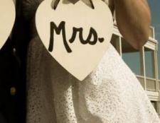 Як відбувається зміна прізвища після заміжжя: документи і їх заміна після реєстрації шлюбу