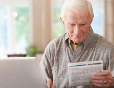 Як розрахувати пенсію? Як розрахувати пенсію по старості? Розмір пенсії