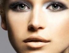 Як зробити гарний макіяж для сірих очей