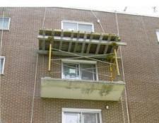 Як зробити ремонт балкона своїми руками? Ремонт балкона поетапно