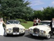 Як прикрасити машину на весілля своїми руками? Прикраса весільних машин