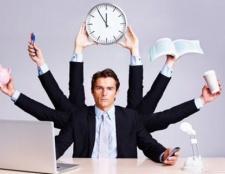 Як все встигнути, якщо не вистачає часу?