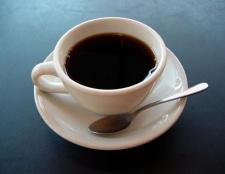 Як вибрати чорну каву? Порівняння всіх відомих марок кави. Чорний мелений кави