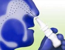 Як вибрати спрей для носа