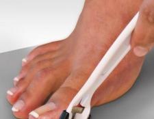 Як вилікувати натоптиші на пальцях ніг. Натоптиші на пальцях ніг: причини