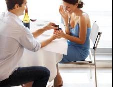 Які кільця дарують, коли роблять пропозицію дівчині. Поради та рекомендації