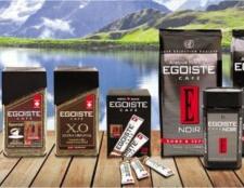 """Кава """"егоїст"""": цікавий вибір для цінителів"""