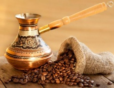 Кава по-турецьки: рецепти приготування