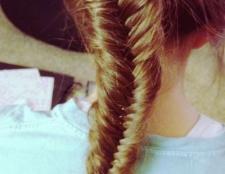Красиві кіски на довге волосся. Косички на довге волосся: схеми
