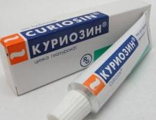 """""""Куріозін"""" (гель): інструкція із застосування, аналоги, відгуки та протипоказання"""