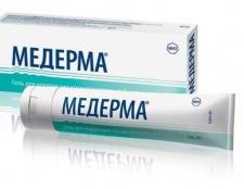 Лікарський засіб «медерма»: відгуки та застосування