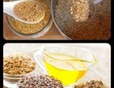 Лляна олія: протипоказання до застосування та відгуки