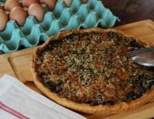Лоранскій пиріг з куркою і грибами: рецепти приготування