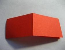 Майстер-клас: орігамі тигра з модулів