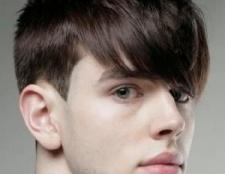 Чоловічі зачіски з чубчиком: види укладок і їх популярні форми. Як зробити красиву чоловічу зачіску?