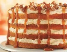 Незвичайне для ласунів: десерт з гарбуза