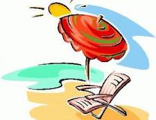 Чергова оплачувана відпустка: тк рф. Тривалість щорічної відпустки