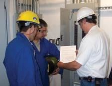 Охорона праці: інструктаж з техніки безпеки
