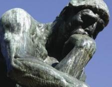 Основні типи світогляду в філософії